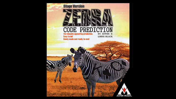 Zebra-Code-Prediction-Stage-Version-by-Astor-and-Louis-Black