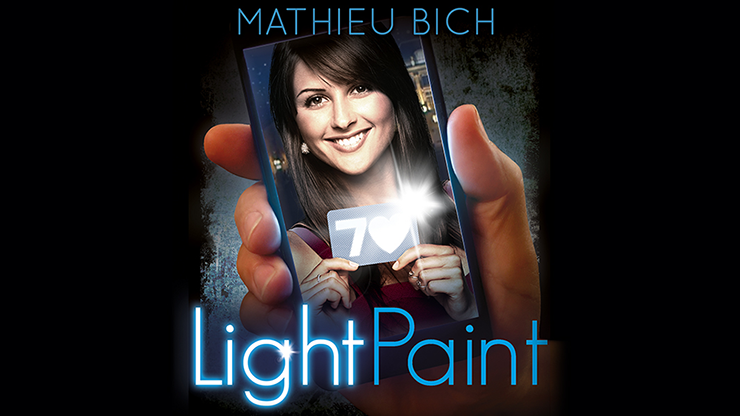 LightPaint by Mathieu Bich