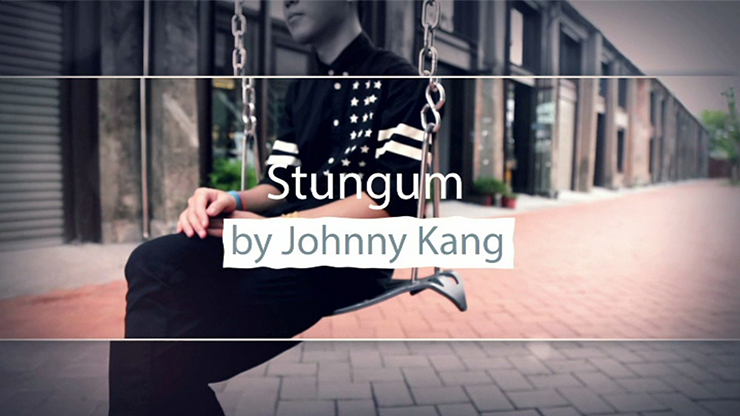 Magic Soul Presents Stungum by Johnny Kang*