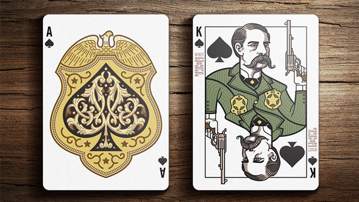 Bicycle-Wild-West-Lawmen-Edition-Playing-Cards