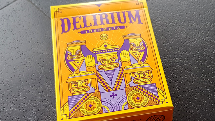 Delirium Insomnia Playing Cards*