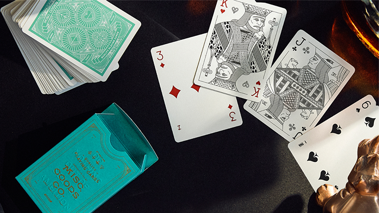 The MGCO Playing Cards