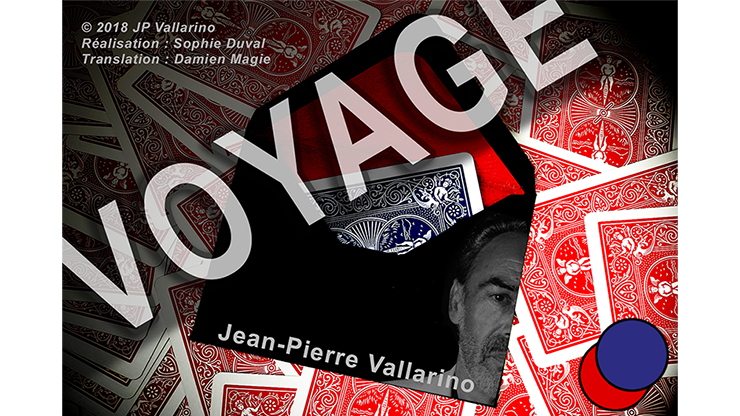 VOYAGE-Red-by-JeanPierre-Vallarino