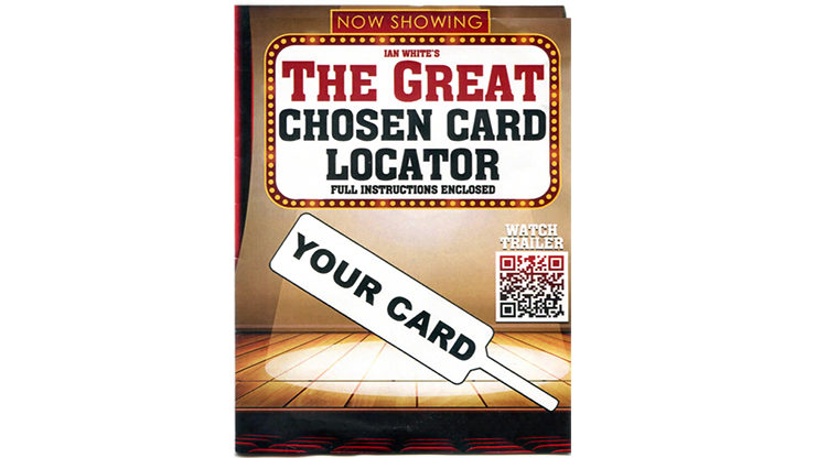 The Great Chosen Card Locator QH by MagicWorld*