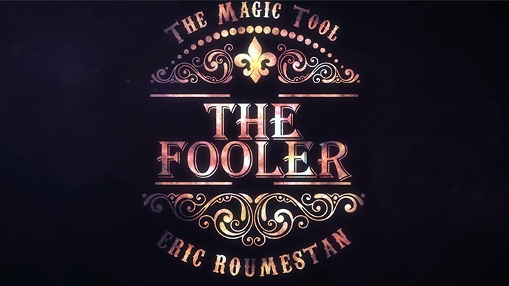 Marchand-de-Trucs-Presents-The-Fooler-Black-by-Eric-Roumestan