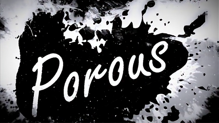Porous by Seth Race by Seth Race