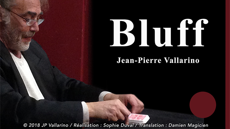 Bluff by Jean-Pierre Vallarino