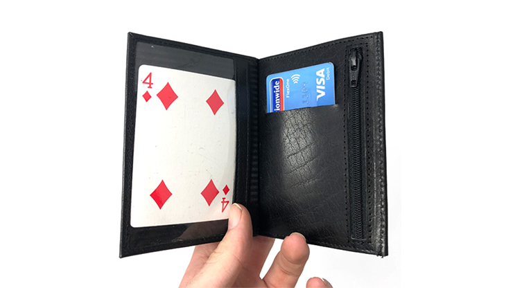 The Z-Fold Wallet by Jerry O`Connell and PropDog