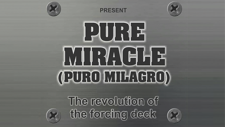 Pure Miracle by Mago Larry