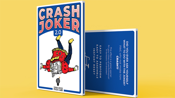 CRASH JOKER 2.0 by Sonny Boom