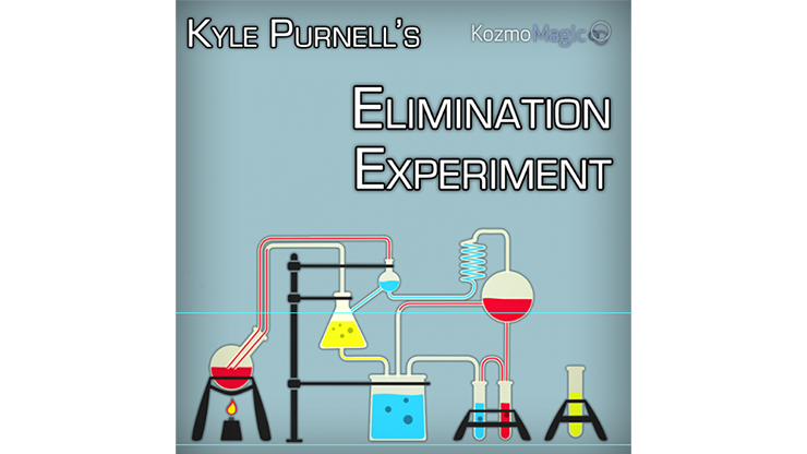 Elimination Experiment by Kyle Purnell