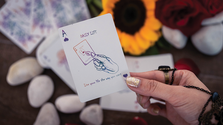 Skymember-Presents-Daily-Life-Standard-Edition-Playing-Cards-by-Austin-Ho-and-The-One*