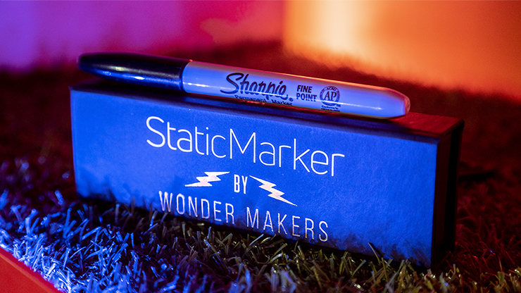 Static-Marker-by-Wonder-Makers