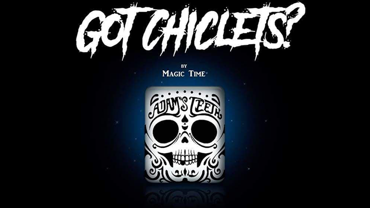 Got Chiclets?  by Magik Time and Alex Aparicio