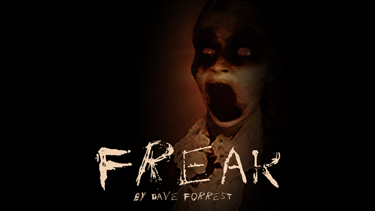 Freak by Dave Forrest