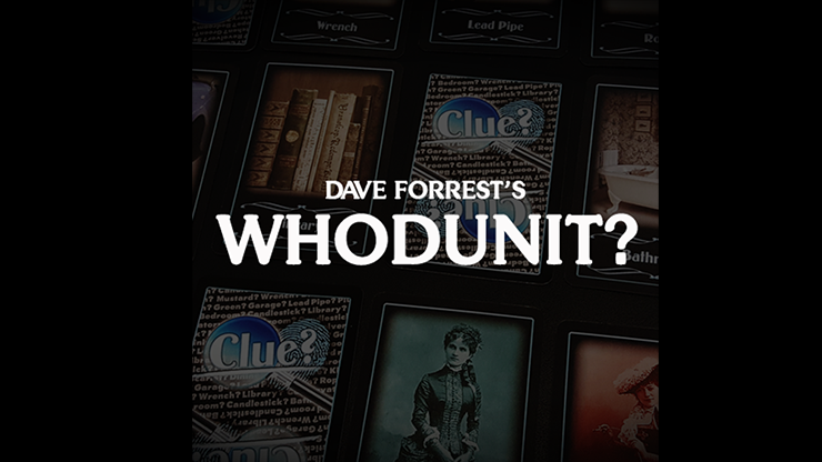 Dave Forrest`s WHODUNIT?*