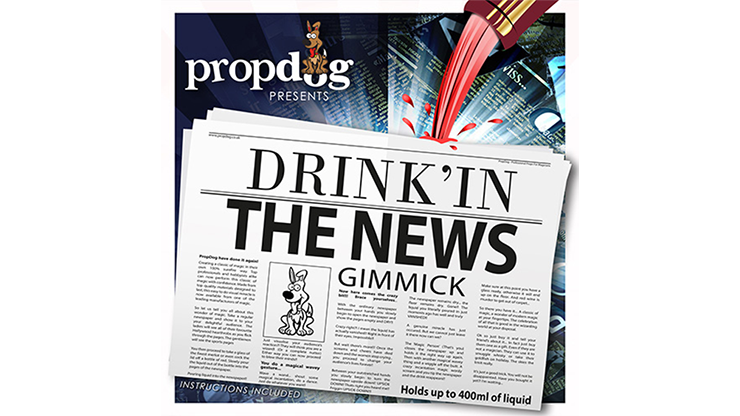 Drink`in the News by PropDog