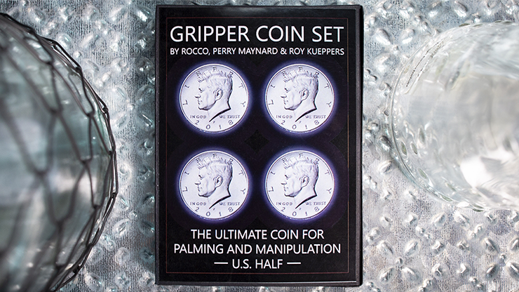 Gripper-Coin-Set/U.S.-50-by-Rocco-Silano