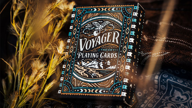 Voyager Playing Cards by theory11
