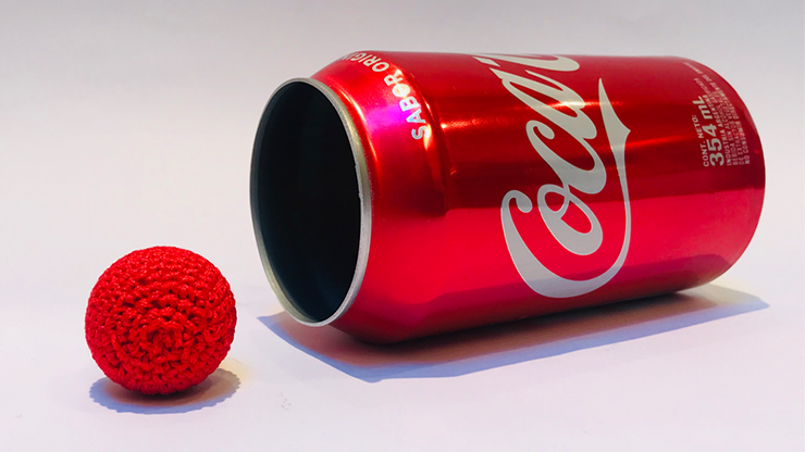 Chop Coke  Can by Bazar de Magia