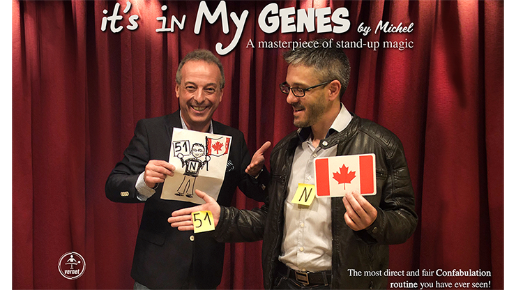 It`s in My Genes by Michel