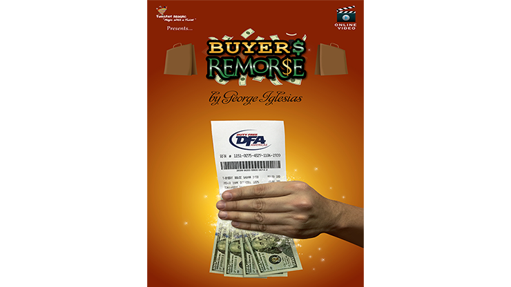 Buyer`s Remorse by Twister Magic