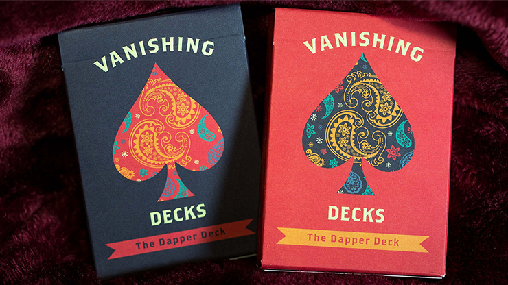 The Dapper Deck Printed at USPCC by Vanishing Inc.