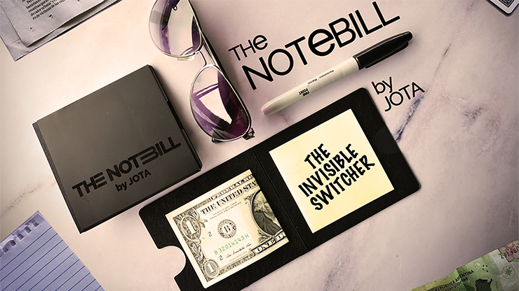 The NOTEBILL by JOTA