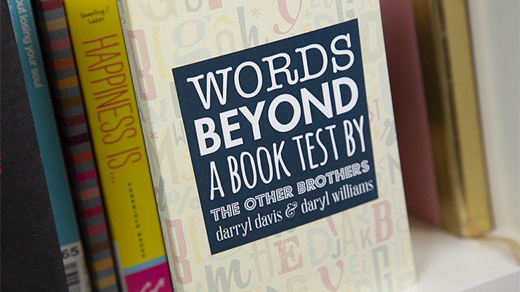 Words Beyond a Book Test by The Other Brothers*