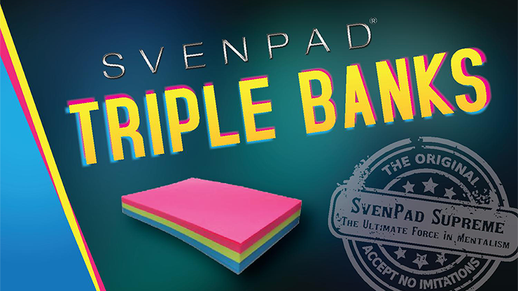 SvenPad Triple Banks (Single)