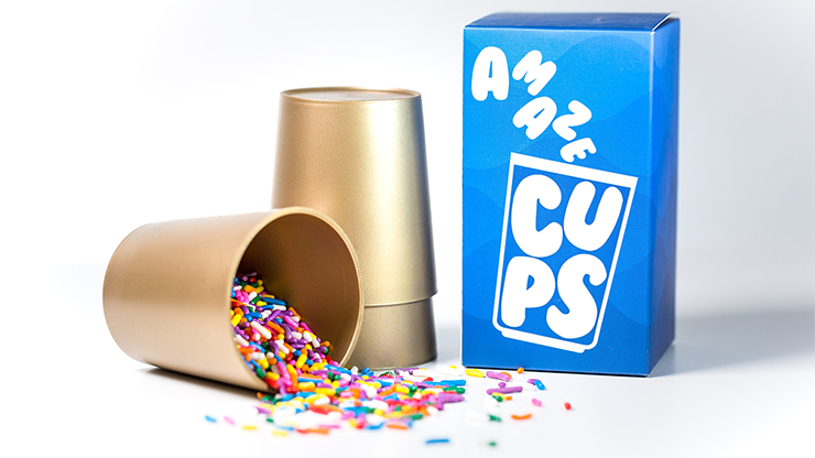 AmazeCups by Danny Orleans
