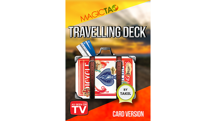 Travelling Deck Card Version by Takel