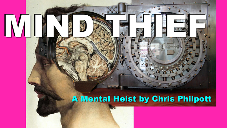 Mind Thief by Chris Philpott*