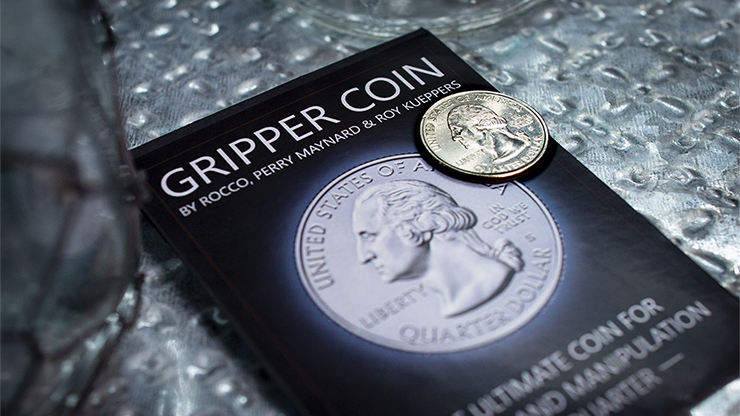 Gripper-Coin-Single/U.S.-25-by-Rocco-Silano