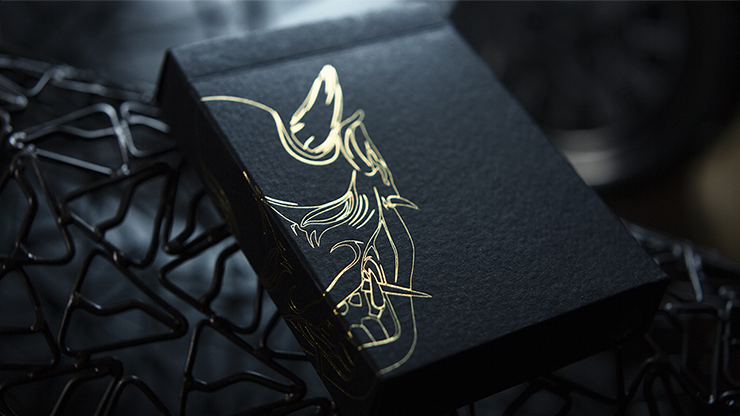 Hannya Playing Cards