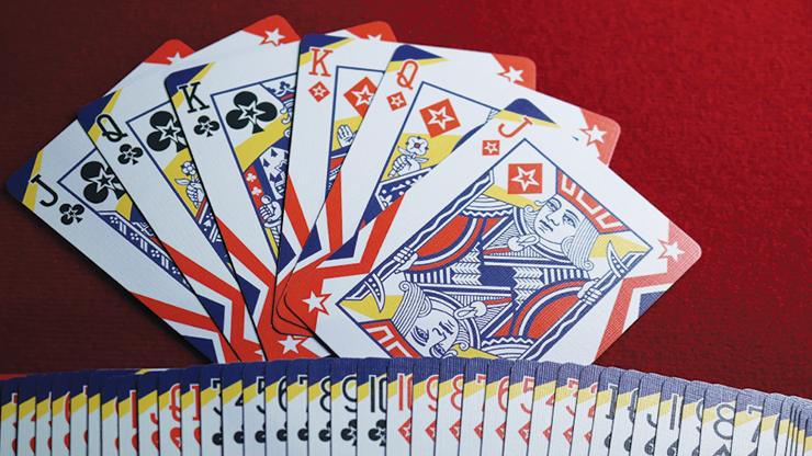Bicycle-Explostar-Playing-Cards