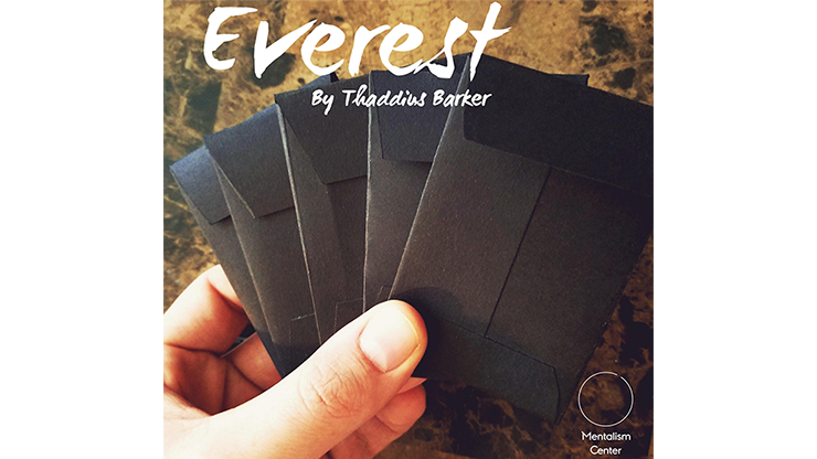 Everest by Thaddius Barker Produced by Mentalism Center