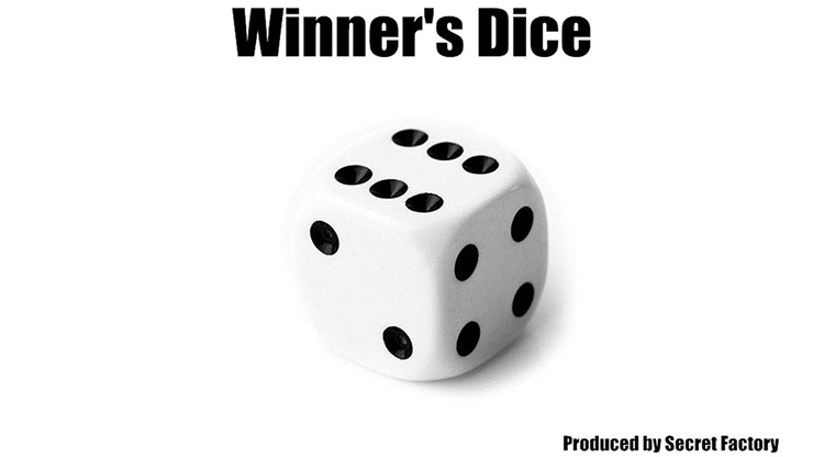 Winners Dice by Secret Factory