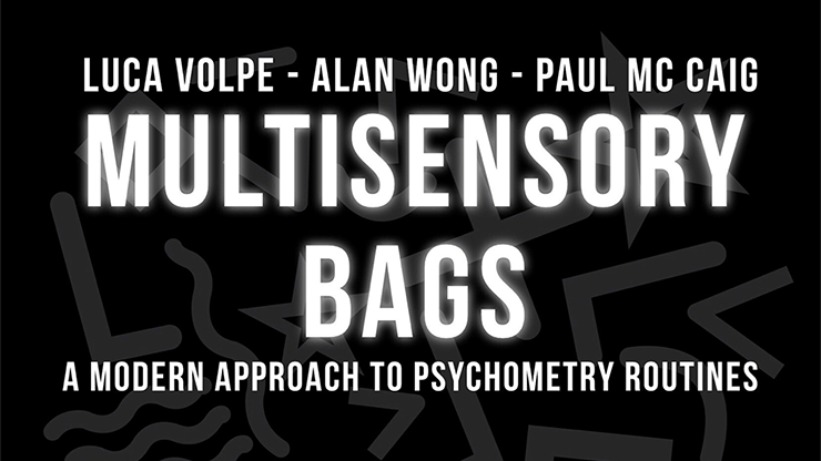 Multisensory Bags by Luca Volpe  -  Alan Wong and Paul McCaig