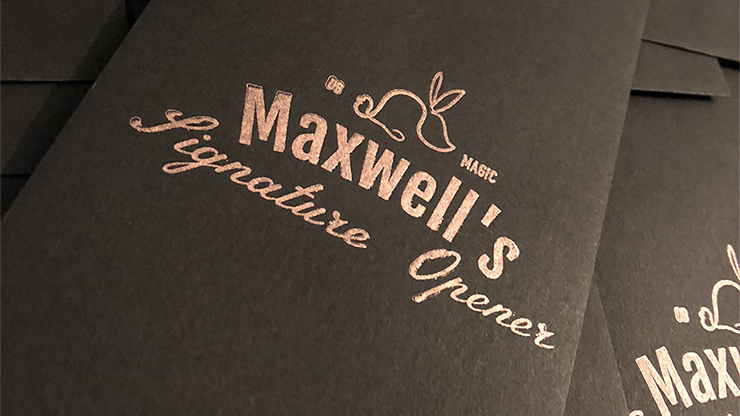 Maxwell`s Signature Opener  by The Other Brothers