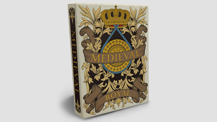 Medieval-Royal-Limited-Edition-by-Elephant-Playing-Cards