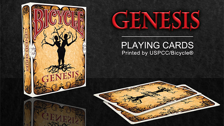 Genesis Playing Cards
