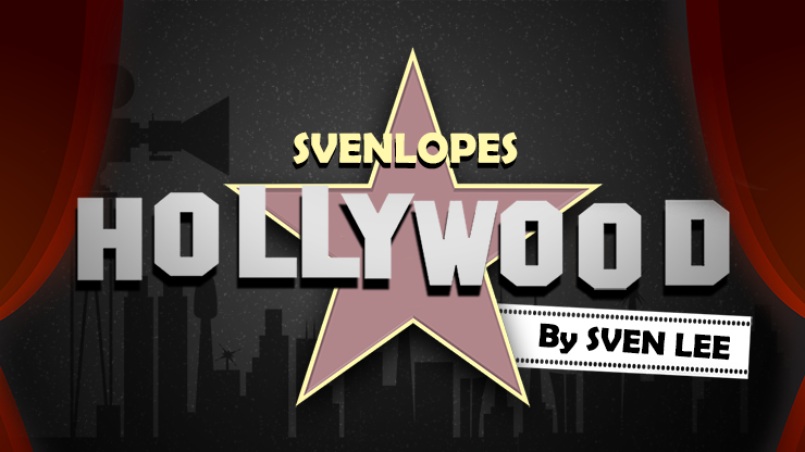 Svengali-Envelopes-Hollywood-by-Sven-Lee*