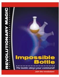 Impossible Bottle by Trickmaster