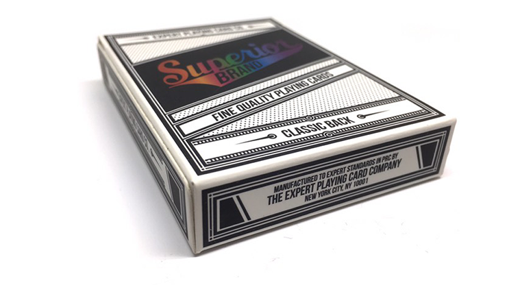 Superior-Rainbow-Playing-Cards-by-Expert-Playing-Card-Co
