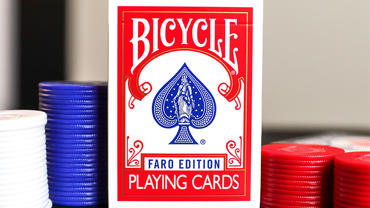 Limited Edition Bicycle Faro Playing Cards