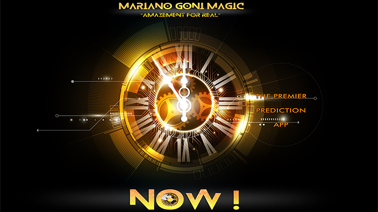 NOW! by Mariano Goni Magic