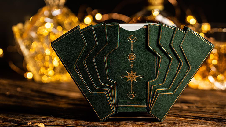 Limited Edition Esther Star Playing Card by Bocopo