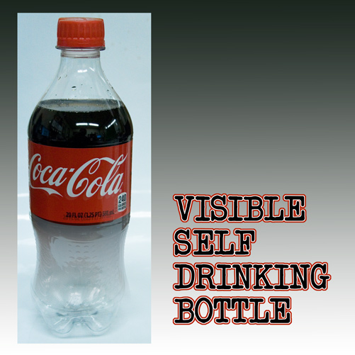 Self-Drinking Bottle