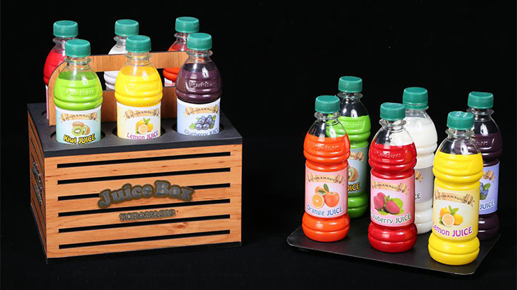 TRANSFER JUICE BOTTLES by Tora Magic